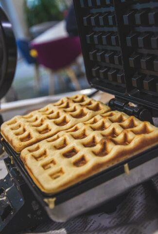 can you refrigerate waffle batter