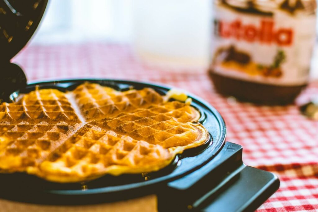 can you refrigerate waffle batter - freezer