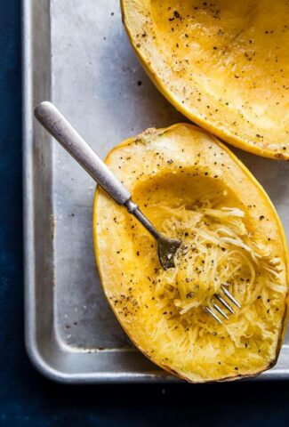 how long does spaghetti squash last tips