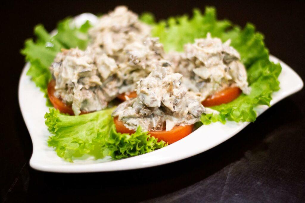 how long does tuna sald last