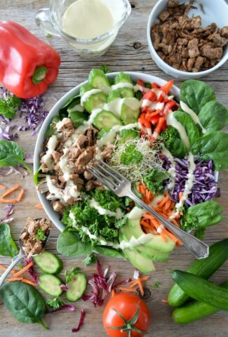 how long is tuna salad good for