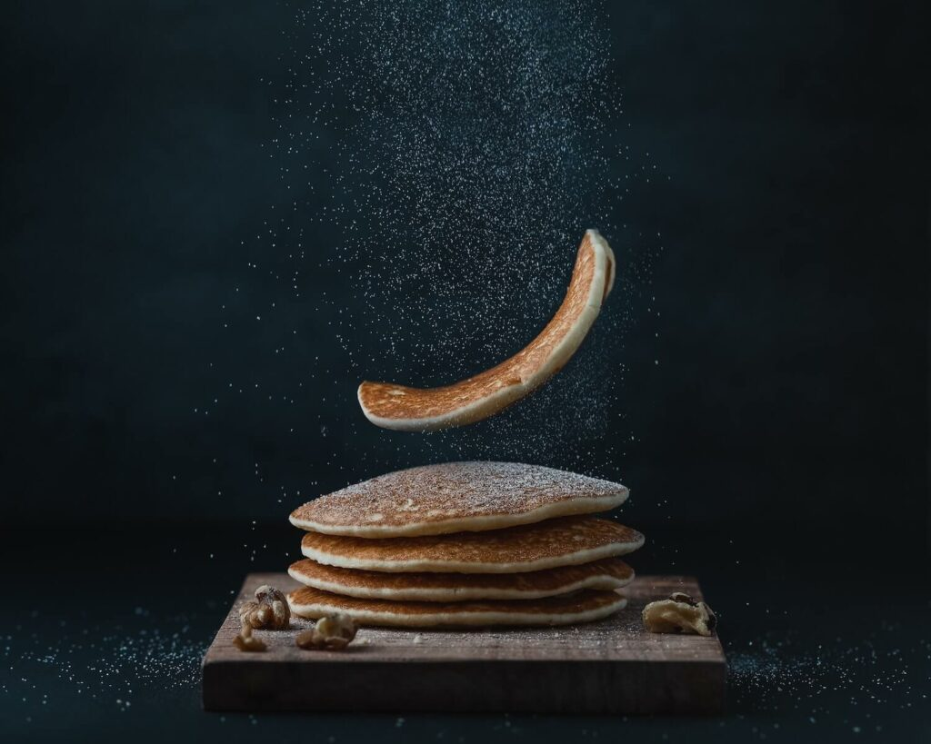 how to keep pancakes warm - tips