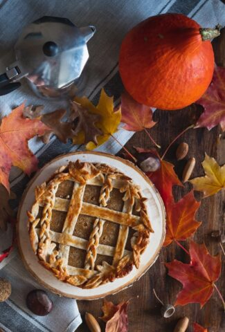 how to tell if pumpkin pie is done