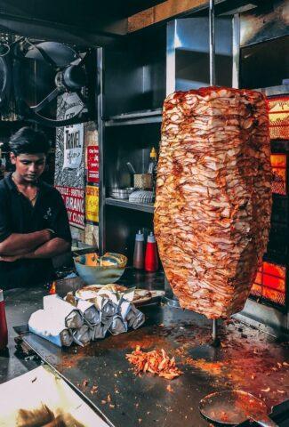 shawarma vs doner