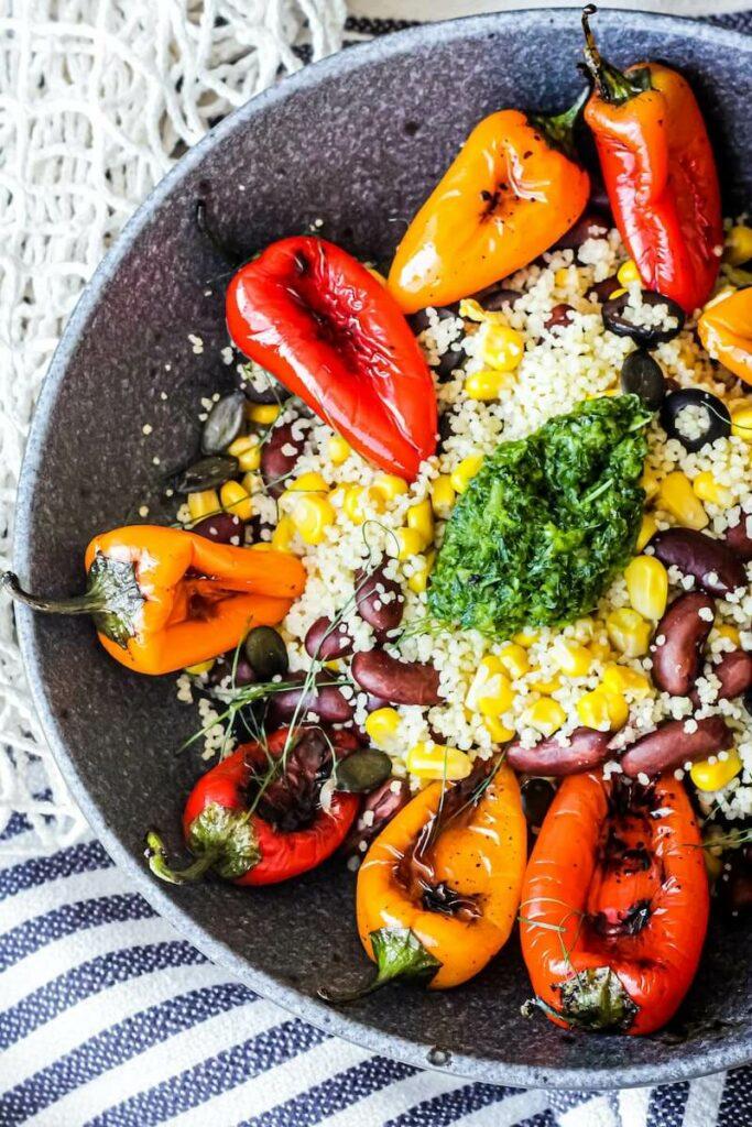 couscous vs quinoa