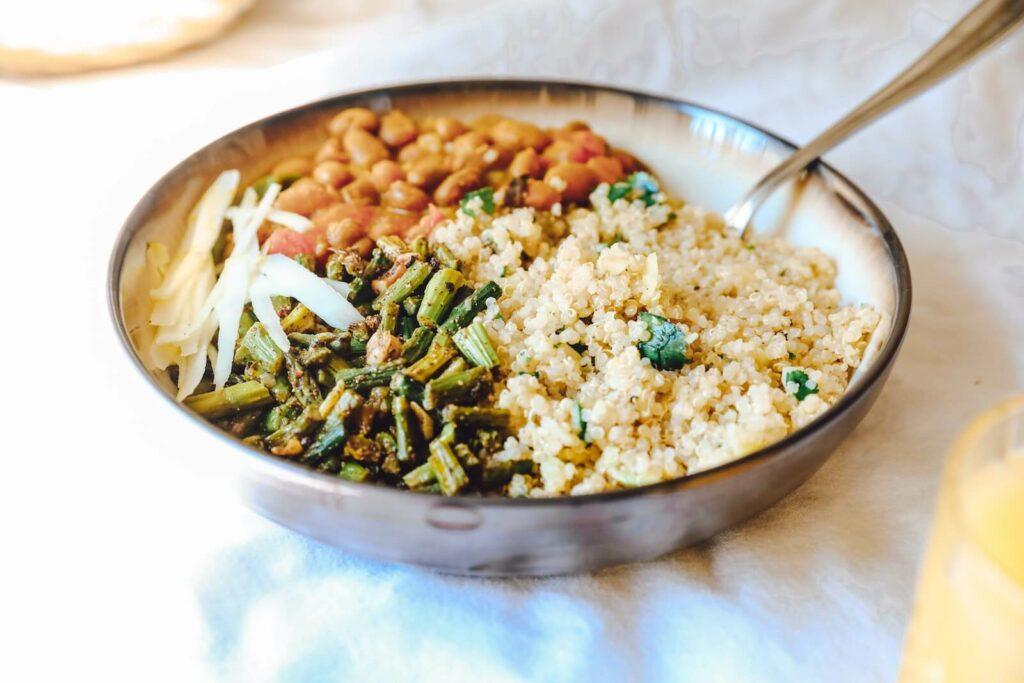 couscous vs quinoa - healthy