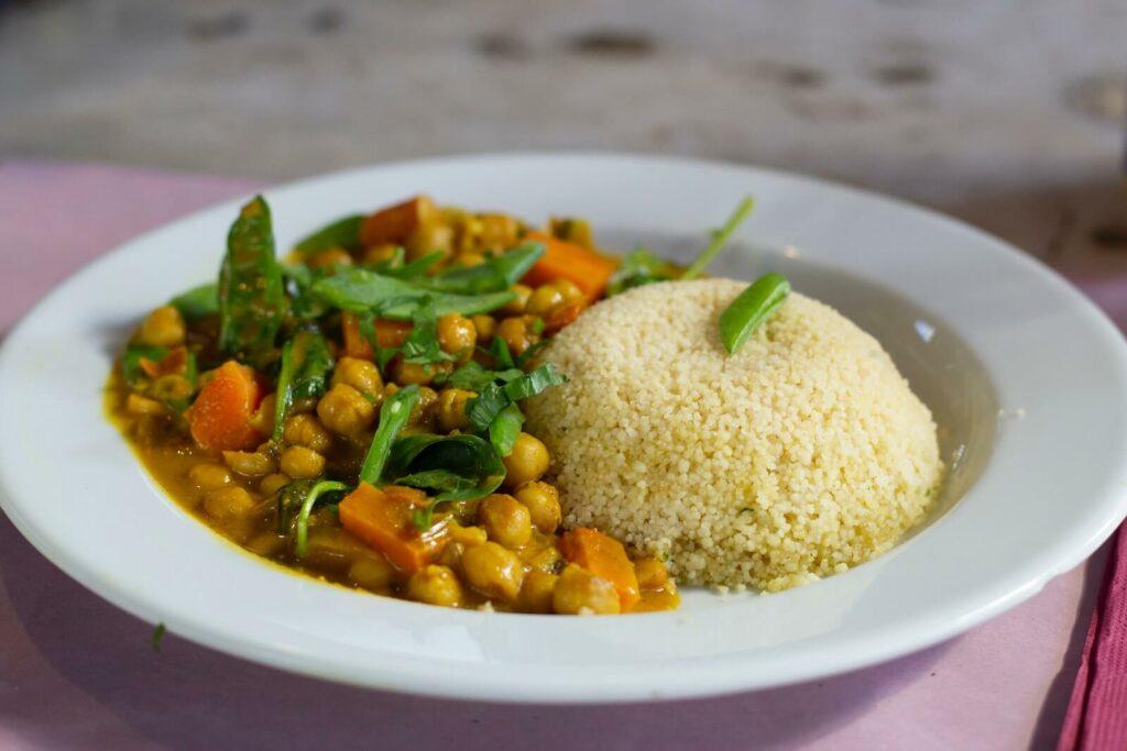 couscous vs quinoa - recipes